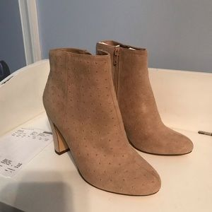Never Worn Fergalicious boots from Francesca's